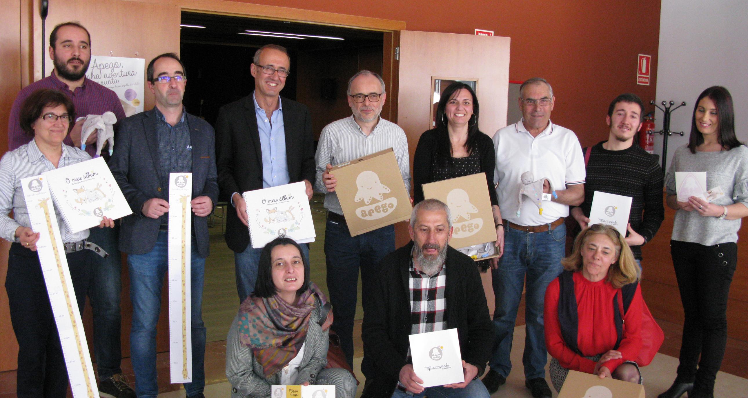 Photo of O Carballiño súmase ao programa Apego para o uso, normalización e promoción do galego na infancia