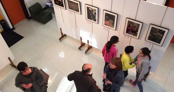 Photo of A exposición fotográfica sobre o liño de Carlos G. Hervella, en Chantada
