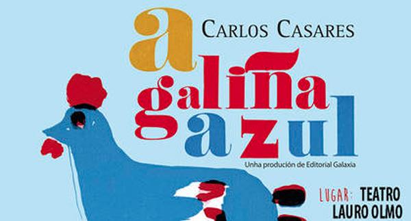 """Photo of Os contos de animais e homes de """"A galiña azul"""" fanse teatro no Barco"""