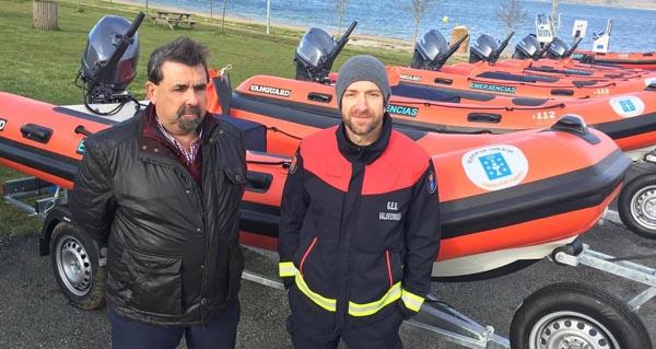 Photo of O Barco, entre os concellos que reciben da Xunta unha embarcación de augas interiores