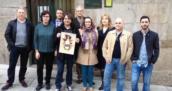 Photo of A Feira do Viño do Ribeiro presenta o cartel da súa 54ª edición