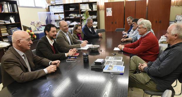 Photo of Visita do secretario xeral do PPdeG a Valdeorras