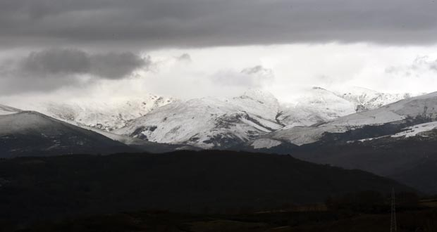 Photo of Fin de semana de neve nas montañas ourensás