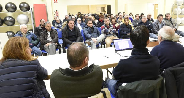 Photo of Asemblea da Asociación Valdeorresa de Apicultores