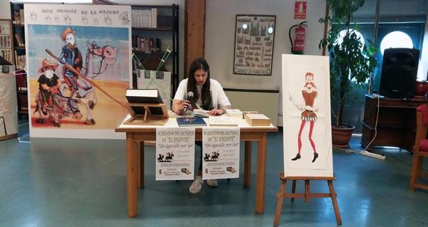 """Photo of """"Ler conta moito"""" na Biblioteca Municipal da Rúa"""