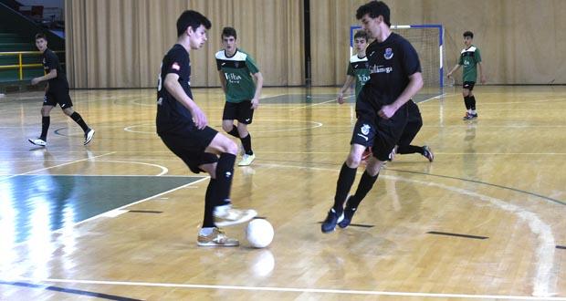 Photo of Equipos base dos dous lados da raia, participan no Torneo Internacional de Fútbol Sala de Verín