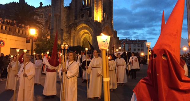 """Photo of O Carballiño celebra a súa procesión """"Dos Caladiños"""""""