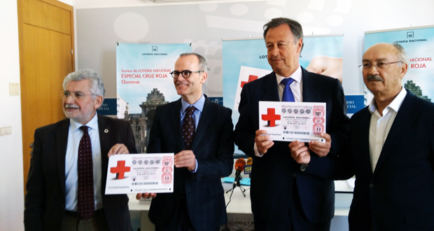 Photo of O sorteo nacional da Cruz Vermella repartirá 1.000.000 de euros dende a praza Maior de Ourense
