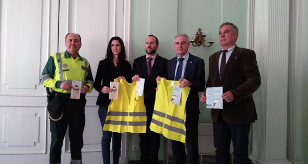 Photo of O paso da Ruta da Plata polas estradas fai que se active unha campaña de prevención de atropelos