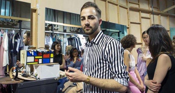Photo of Jorge Álvarez, finalista no XXIV Concurso de Xoves Deseñadores da Mostra do Encaixe de Camariñas