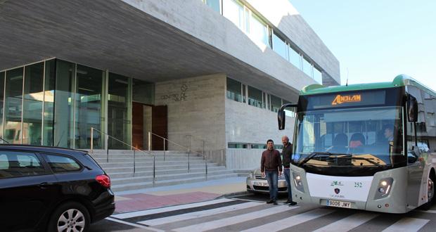 Photo of O centro de saúde da Valenzá estará comunicado por un autobús gratuito de xeito experimental
