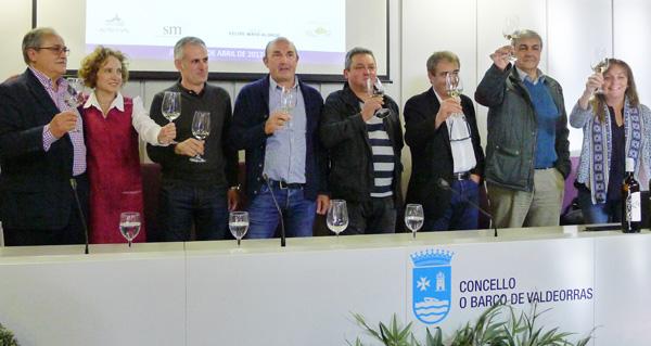 Photo of Preséntase a nova Asociación de Empresarios Bodegueros de Valdeorras