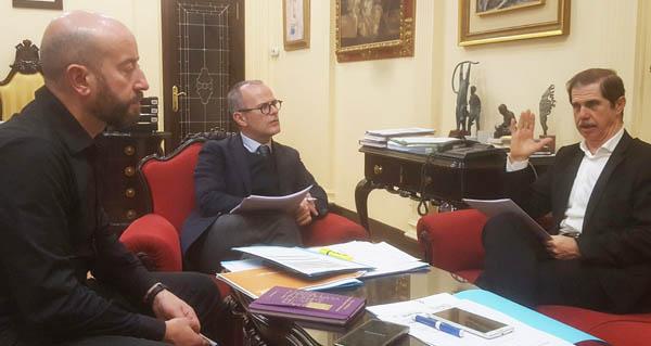 Photo of A CHMS e o Concello de Ourense traballarán na mellora das canles dos ríos da cidade