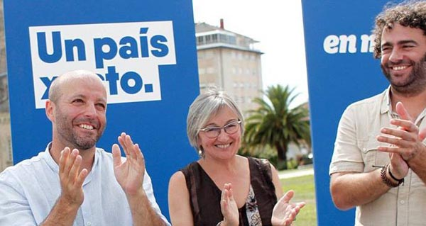 Photo of Encontro de En Marea coa cidadanía en Trives, o 22 de abril