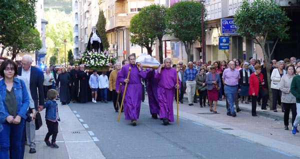 Photo of Procesión do Santo Enterro do Barco