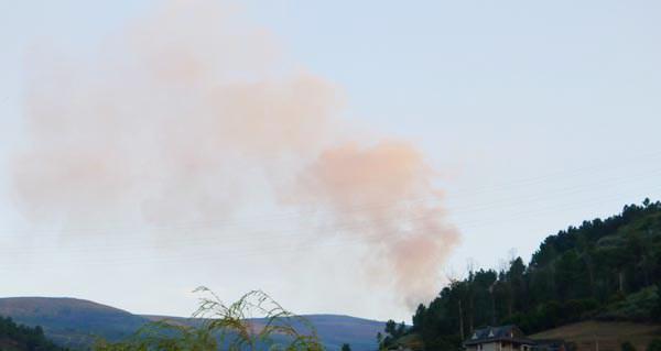 """Photo of Medio Rural prohibe as queimas agrícolas a partir do 10 de abril """"polas condicións meteorolóxicas"""""""