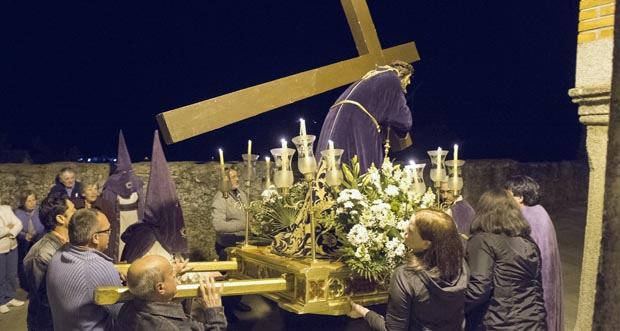 Photo of Procesión do Prendemento en Viana do Bolo