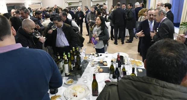 Photo of A D.O. Valdeorras presenta os seus viños en Madrid