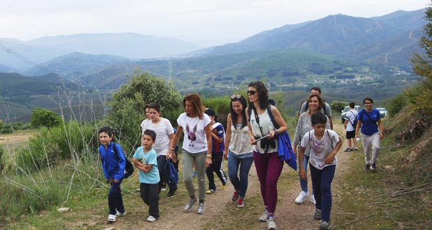 Photo of Visita á Serra da Lastra polo Día Europeo dos Parques Naturais