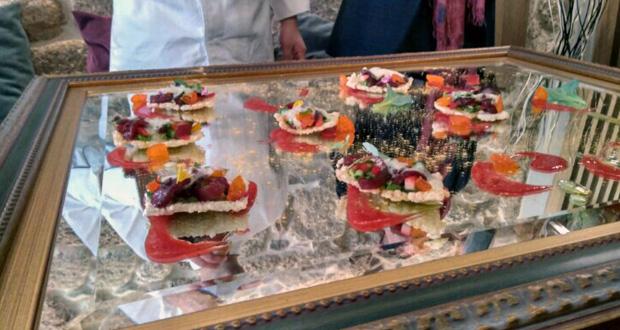 """Photo of O """"atún de primavera"""", do Gastrobar Sanmiguel, gaña o premio do xurado de """"Pinchos de Primavera"""""""