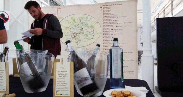 Photo of Os viños de Monterrei promociónanse en Málaga e León