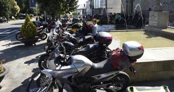 Photo of O Motoclub Os Esquíos de Trives organiza para este sábado, a VI festa do churrasco