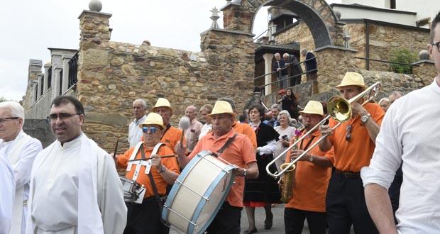 Photo of Comezan as Festas da Ascensión en Rubiá