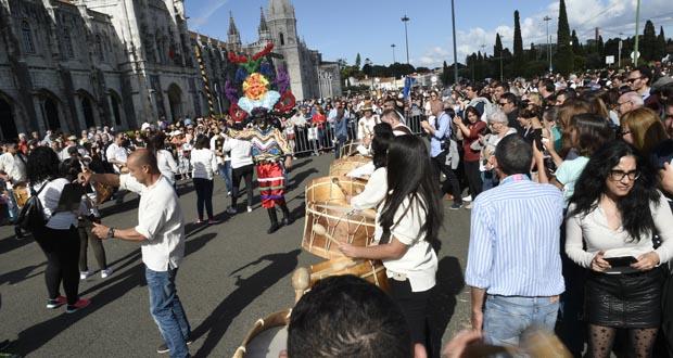 Photo of A ritualidade do Entroido do oriente ourensán envolve Belém