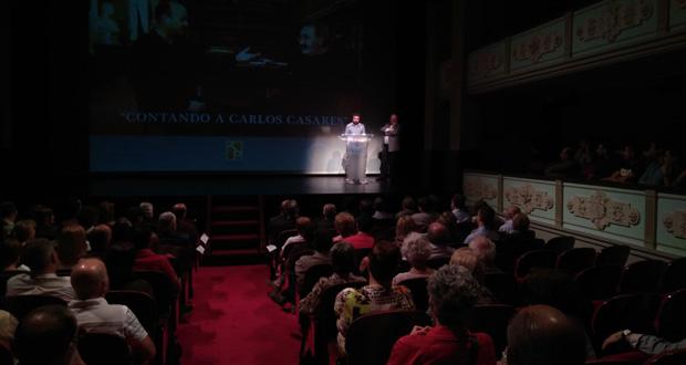 """Photo of Os achegados de Casares falan do autor no documental """"Contando a Casares"""""""