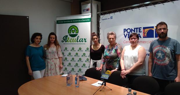 Photo of Unha andaina solidaria pretende concienciar sobre o maltrato aos maiores