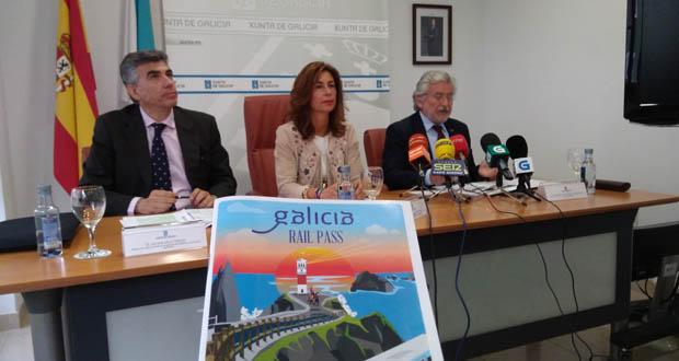 Photo of O Tren do Viño de Valdeorras tivo unha ocupación do 85% o pasado ano