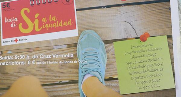 Photo of IV Andaina Solidaria en Valdeorras, o 11 de xuño
