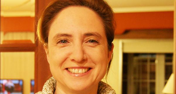 Photo of Araceli Fernández, candidata á presidencia de AEVA