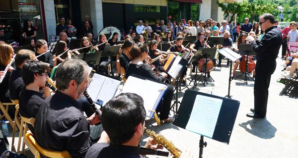 Photo of A Banda de Música do Barco estrea repertorio no Concerto da Santa Rita