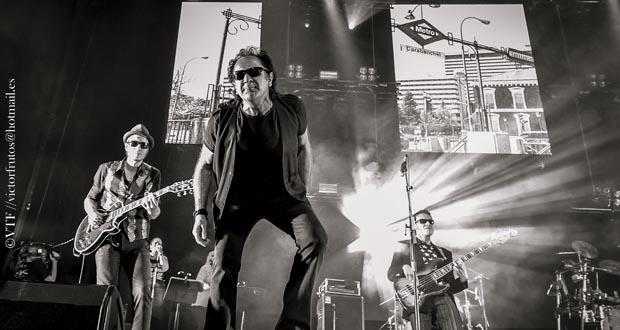 """Photo of Os madrileños """"Burning"""" traerán o seu rock & roll ás Festas de Ourense 2017"""