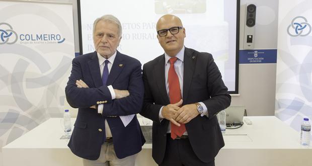 """Photo of A Deputación acolleu hoxe un """"workshop"""" sobre turismo natural"""