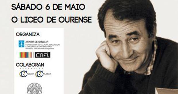 Photo of O Liceo de Ourense acolle este sábado as III Xornada do Día das Letras Galegas