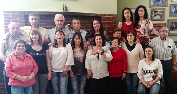 Photo of Os traballadores do Concello de Trives festexan á súa patroa