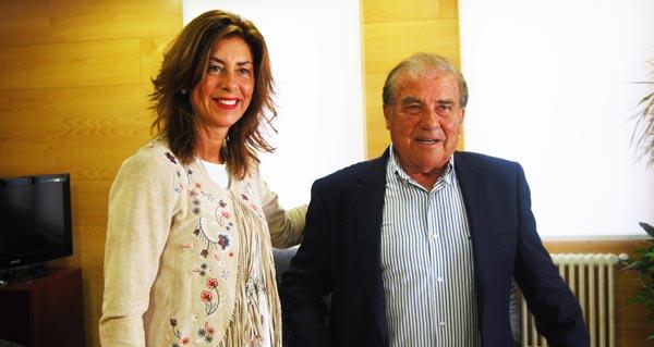 Photo of O alcalde do Bolo reúnese coa delegada da Xunta en Ourense