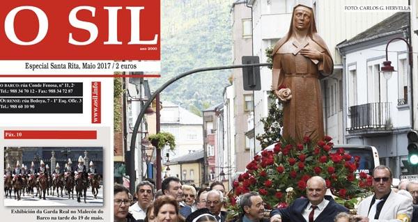 Photo of Xa está na rúa o Especial Santa Rita do Periódico O Sil