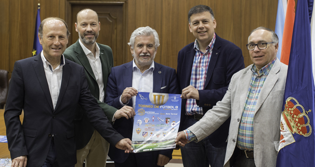 "Photo of Doce equipos bateranse no Couto no III Torneo de Fútbol 8 ""Ourense, a provincia termal"""