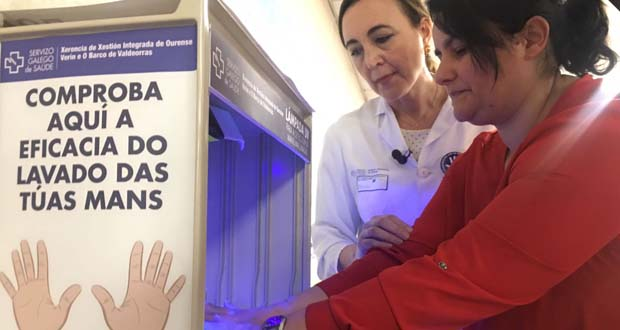 Photo of A hixiene de mans, un xesto que evita infeccións e salva vidas