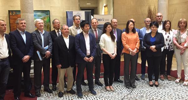 Photo of Misión comercial inversa de xaponeses en Ourense, promovida pola CEO