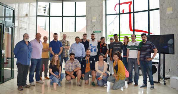 Photo of Visita do IES O Ribeiro á D.O. Monterrei