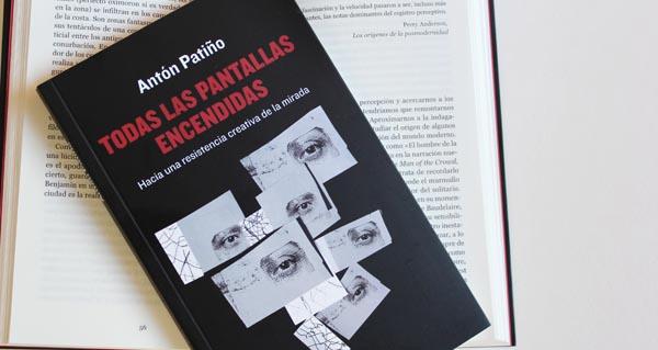Photo of Antón Patiño plantexa a resistencia ante o poder da imaxe no seu novo libro