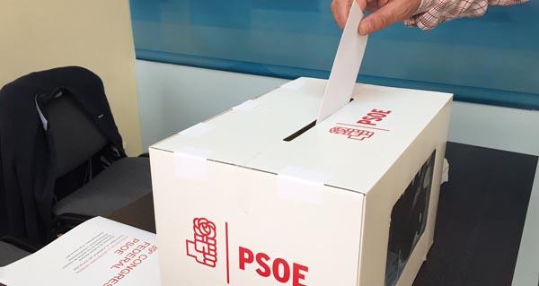 Photo of As primarias do PSOE, na provincia de Ourense