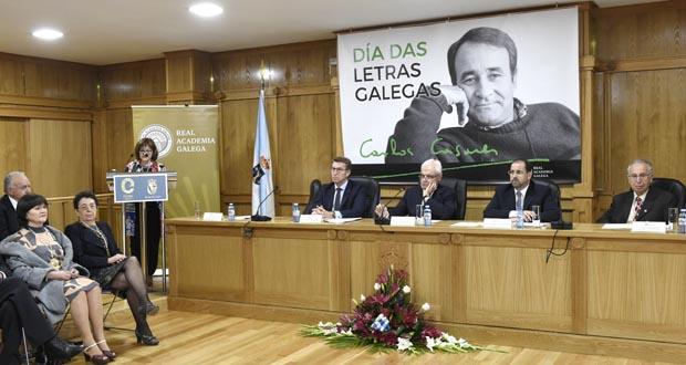 Photo of Xinzo de Limia, epicentro das homenaxes a Carlos Casares no Día das Letras Galegas