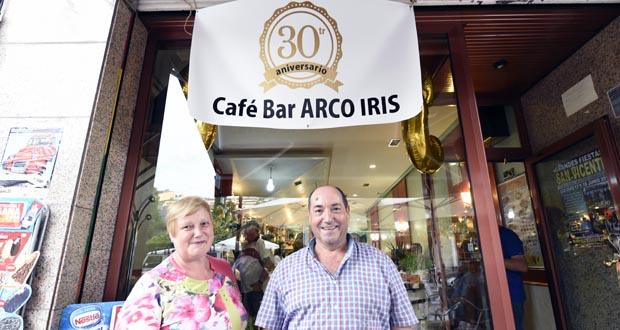 Photo of O Café Bar Arco Iris do Barco cumpre 30 anos