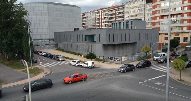 Photo of Arrancan as obras de urbanización do Centro de Saúde do Couto