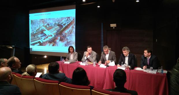 """Photo of O proxecto da Intermodal """"pretende mellorar a permeabilidade da cidade"""""""